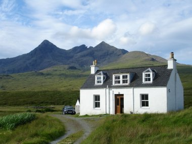 Glendrynoch Cottages - Allt Dearg